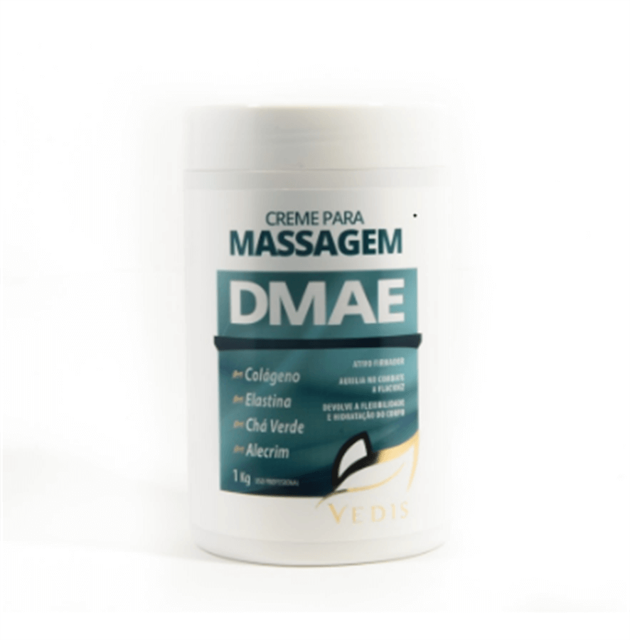 Vedis Creme Para Massagem com DMAE - 1Kg