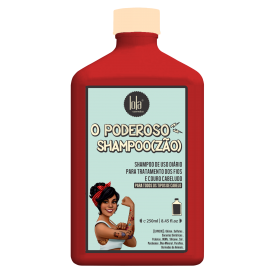 O Poderoso Shampoo(Zão) - Lola Cosmetics