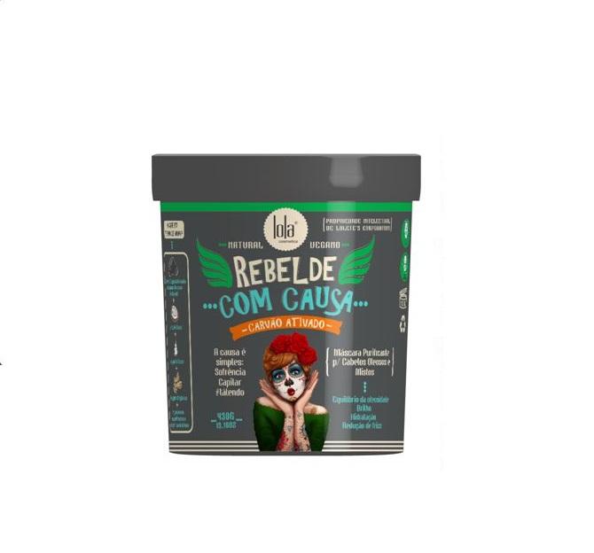 Lola Rebelde com Causa Máscara Purificante Restauradora - 430g