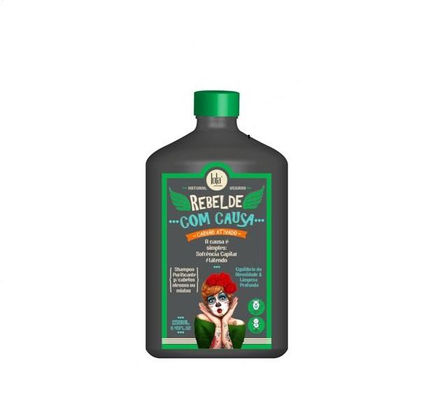 Rebelde com Causa Lola - Shampoo Purificante 250ml