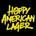 Hoppy American Lager