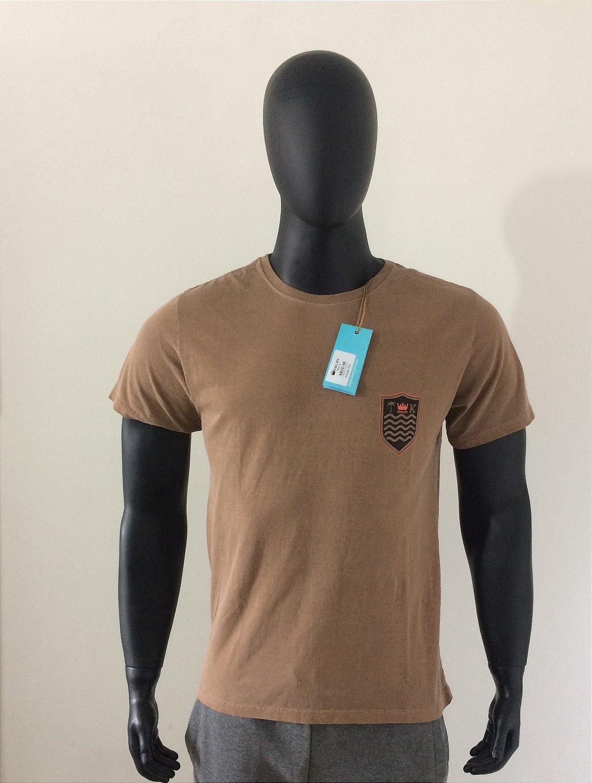 Camisetas Osklen Masculina - Marrom - Atacado - Preço de Liquidação ... 70d7f2e7c2f4b