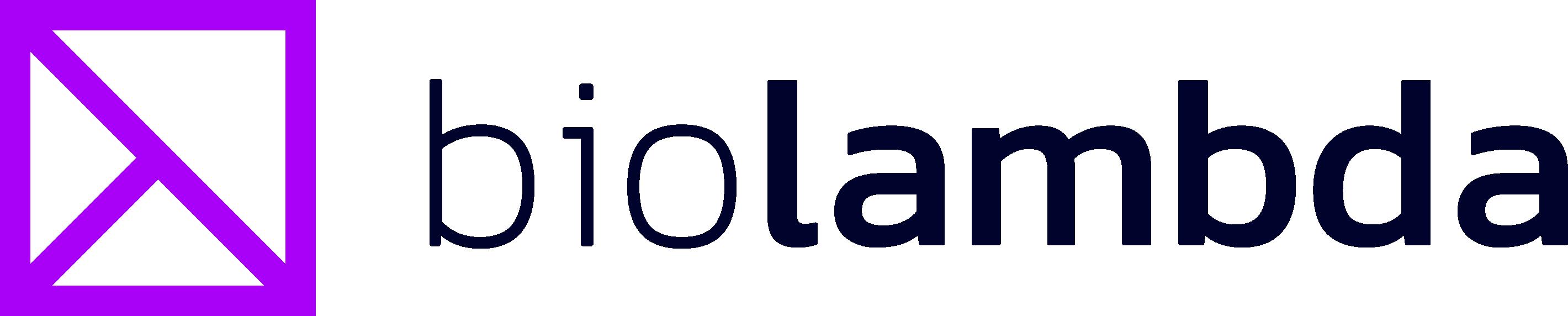 Assinatura Biolambda.
