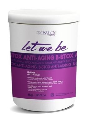 Botox Capilar Let Me Be Anti-Aging 1Kg Prosalon