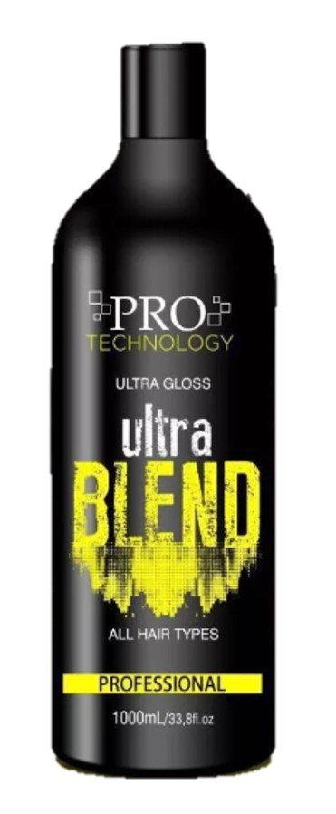 Escova Progressiva Ultra Blend Pro Technology Sem Formol 1L