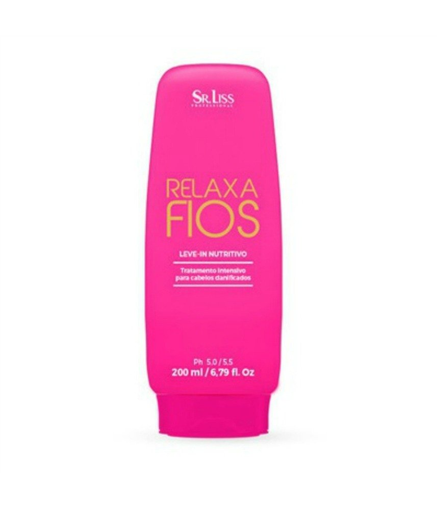 Leave-in  Relaxa Fios Sr. Liss 200ml