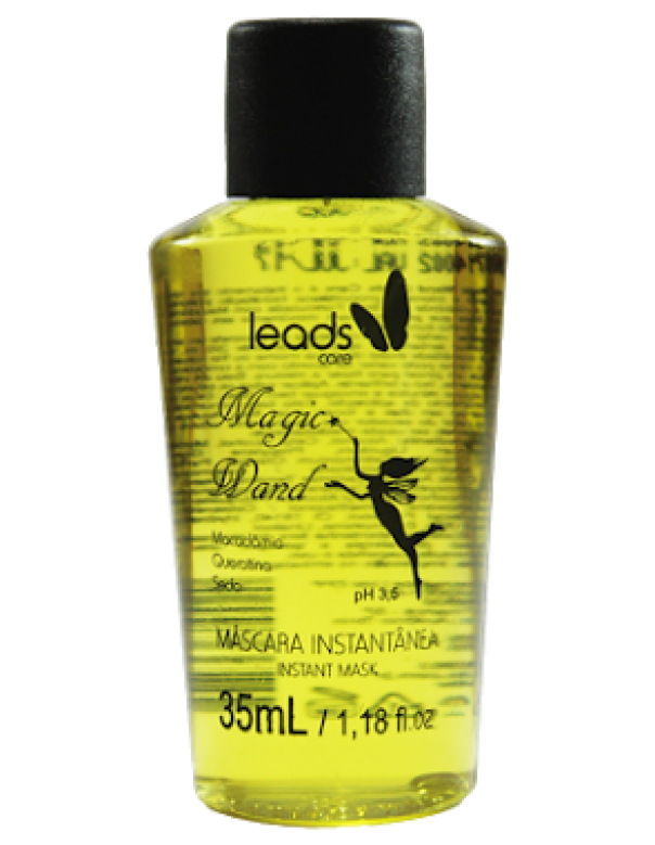 Máscara Magic Wand Varinha Mágica Leads Care 35ml