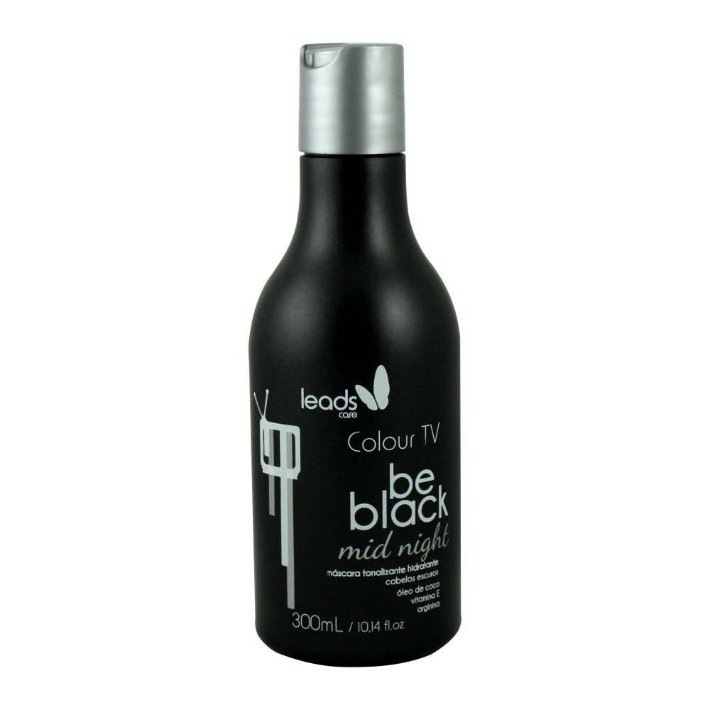 Matizador Leads Care Be Black mid night Colour Tv 300ml