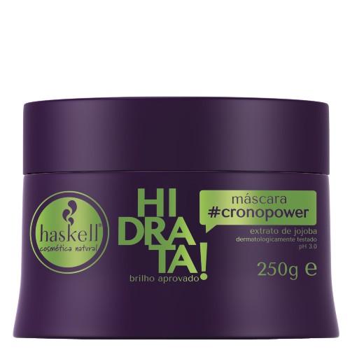 Máscara de Hidratação Haskell Cronopower 250g