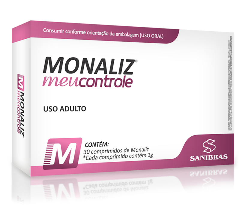Monaliz - Meu controle funciona como inibidor de apetite