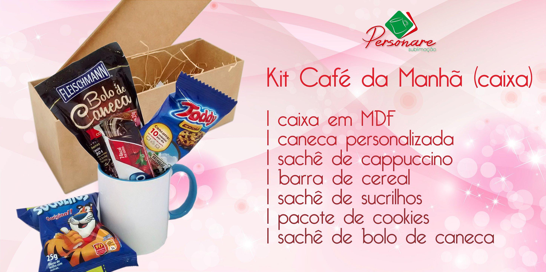Kit Cafe da Manhã