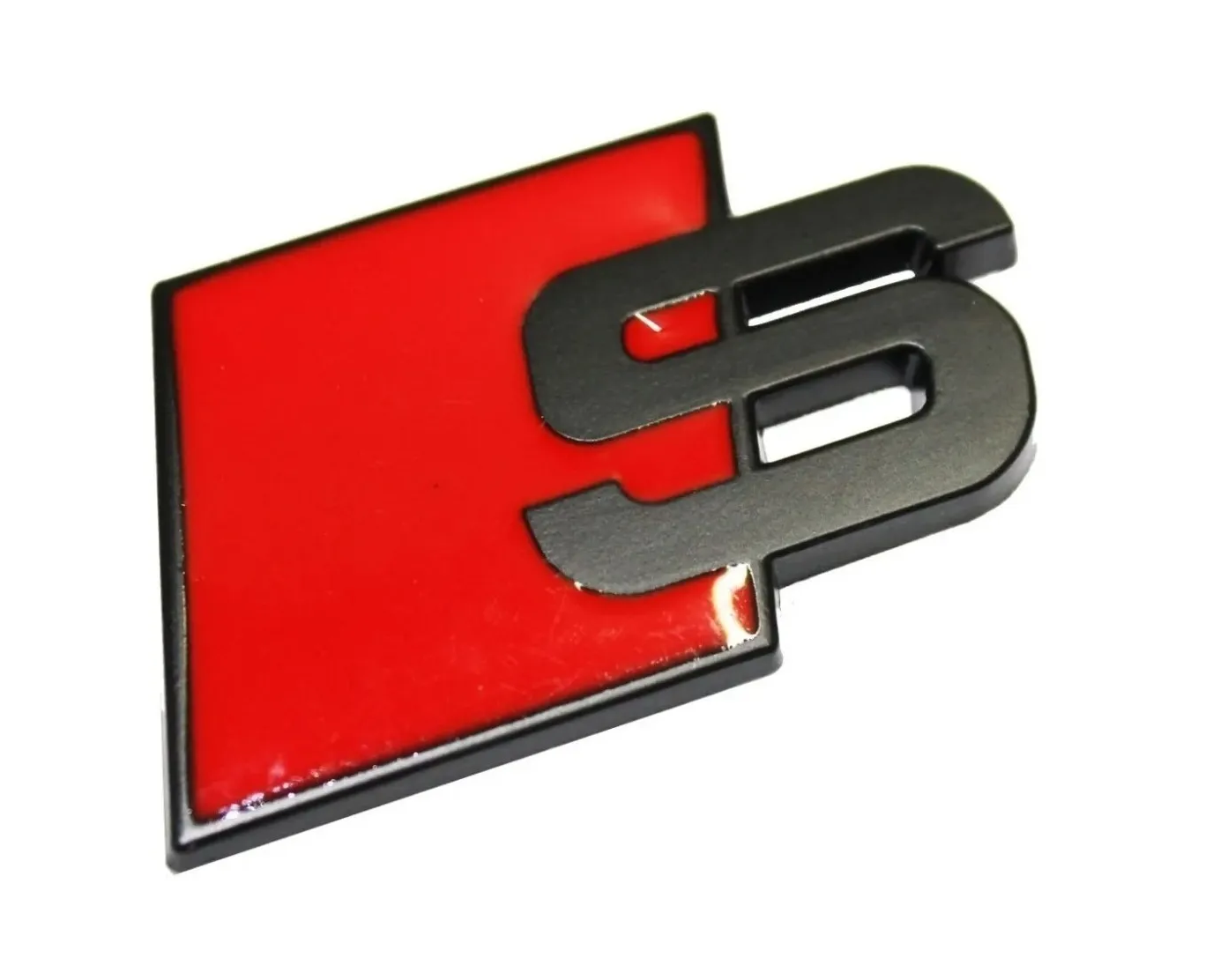 Emblema Adesivo S para Audi S Line S-Line Sline
