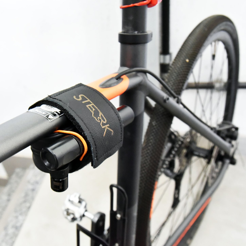Wrap Fita Para Kit Reparo P/ Bike Tipo Bolsa De Selim Sterk