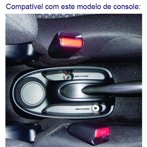 Apoio de Braço Descanso Encosto Suporte Console Central Acessórios Suzuki Vitara 2017 2018 2019 Artefactum Porta Objetos Porta Canetas Articulado Courvin