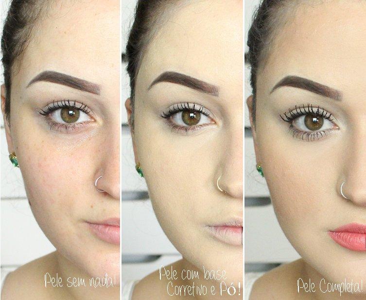 Base Líquida Alta Cobertura Eudora Skin Perfection - 30 ml - Maquiagem e Cia