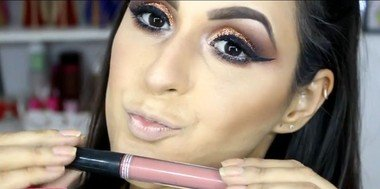 Batom Líquido Matte Ricosti Cor Sweet - 4,5ml - Maquiagem & Cia