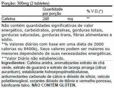 Tabela Nutricional Thermo Abdomen