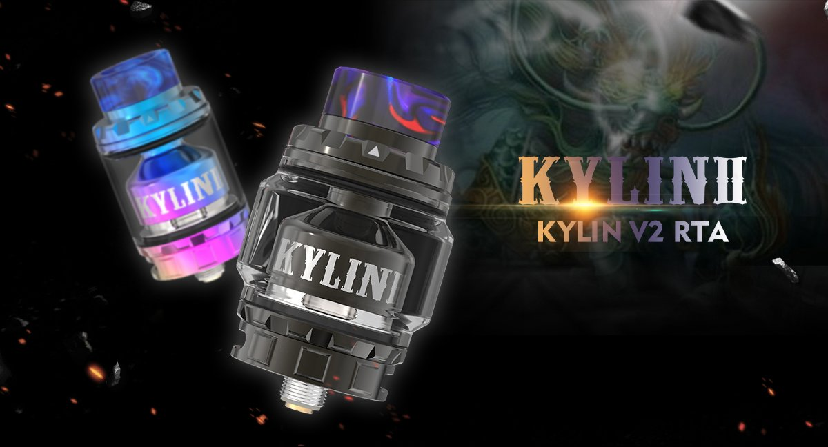 Kilin V2 - Vandy Vape