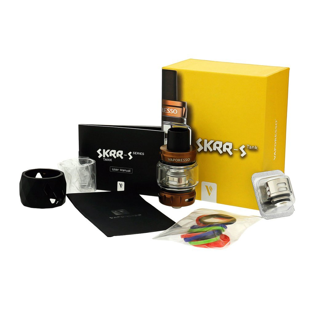 Atomizador SKRR-S www.mundovapor.com