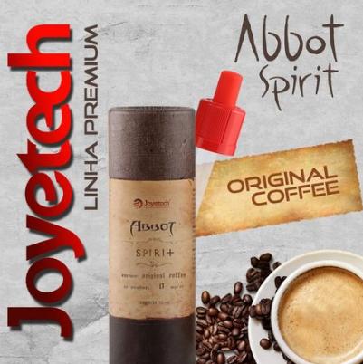 Liquido Abbot Spirit - Original Coffe