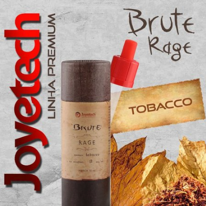 Liquido Joyetech - Tobacco Brute Rage