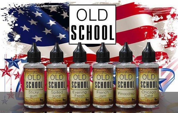 liquido old school