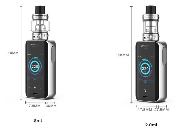 Kit Luxe S 200w - Vaporesso