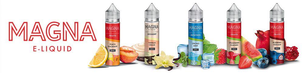 magna e-liquid menthol