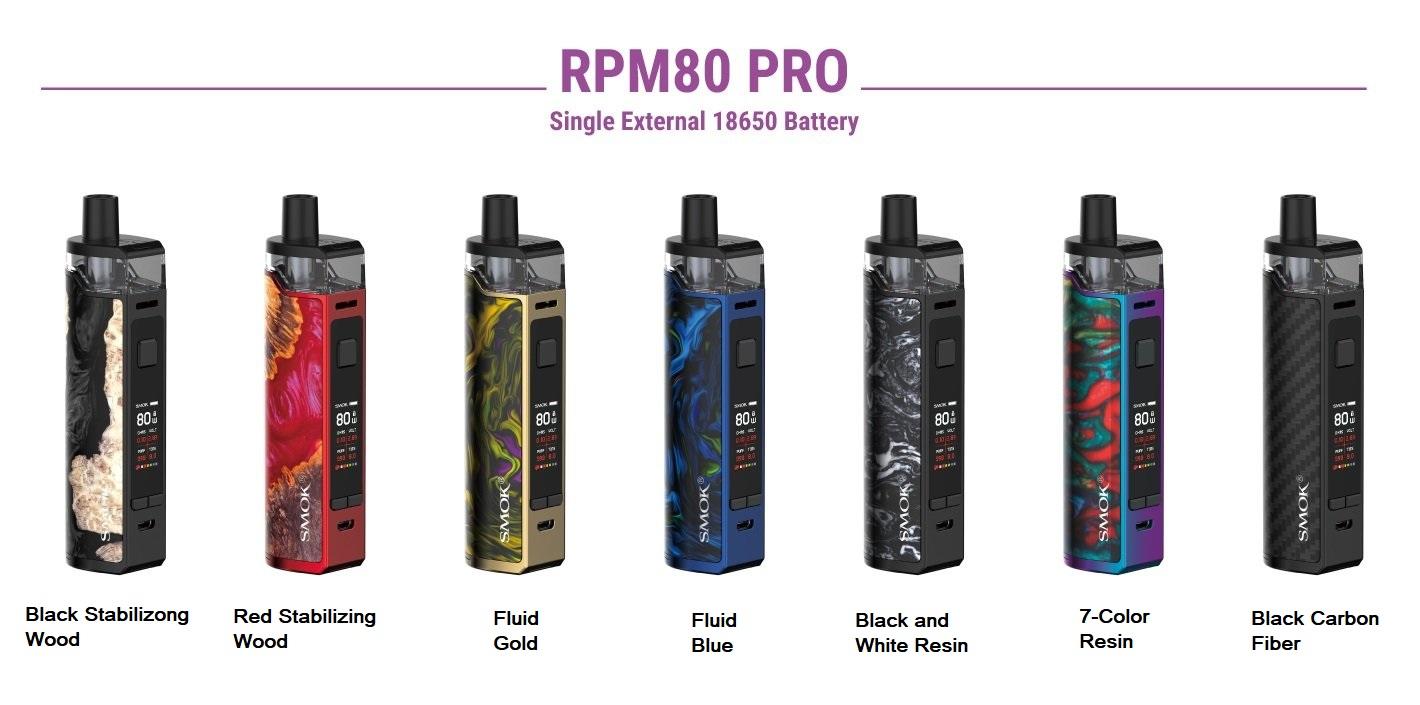 RPM 80 Pro Smok