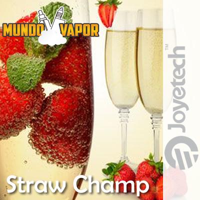 Líquido Joyetech - straw champ