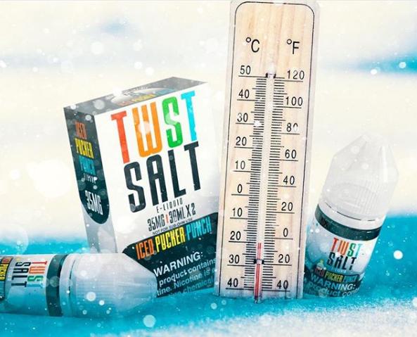 Liquido nic salt