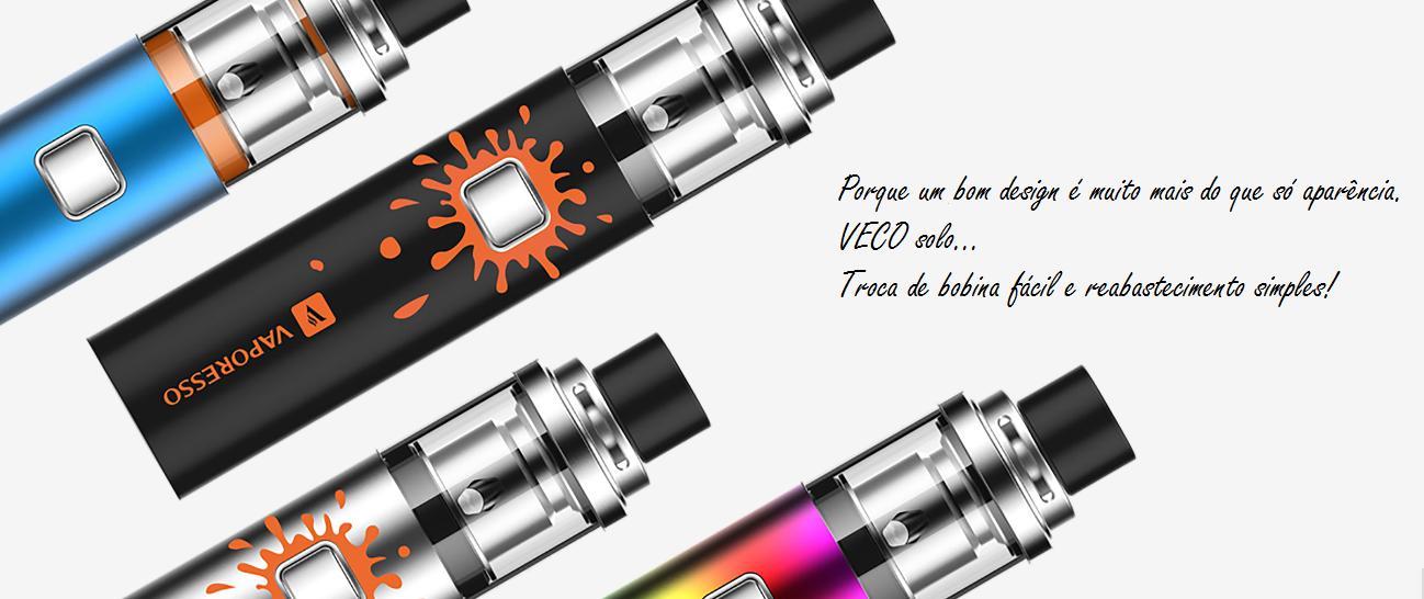Kit VECO SOLO PLUS - Bateria 3300mAh