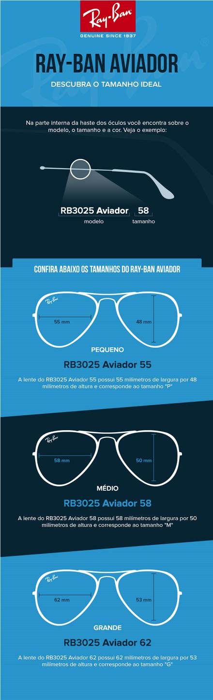 Óculos Ray Ban Azul Degradê   Produto Primeira Linha Lente Cristal  Polarizada Cor  Azul Degradê   Haste Dourada Nome Rayban Gravado na Lente -  Modelo ... a2b60fae72