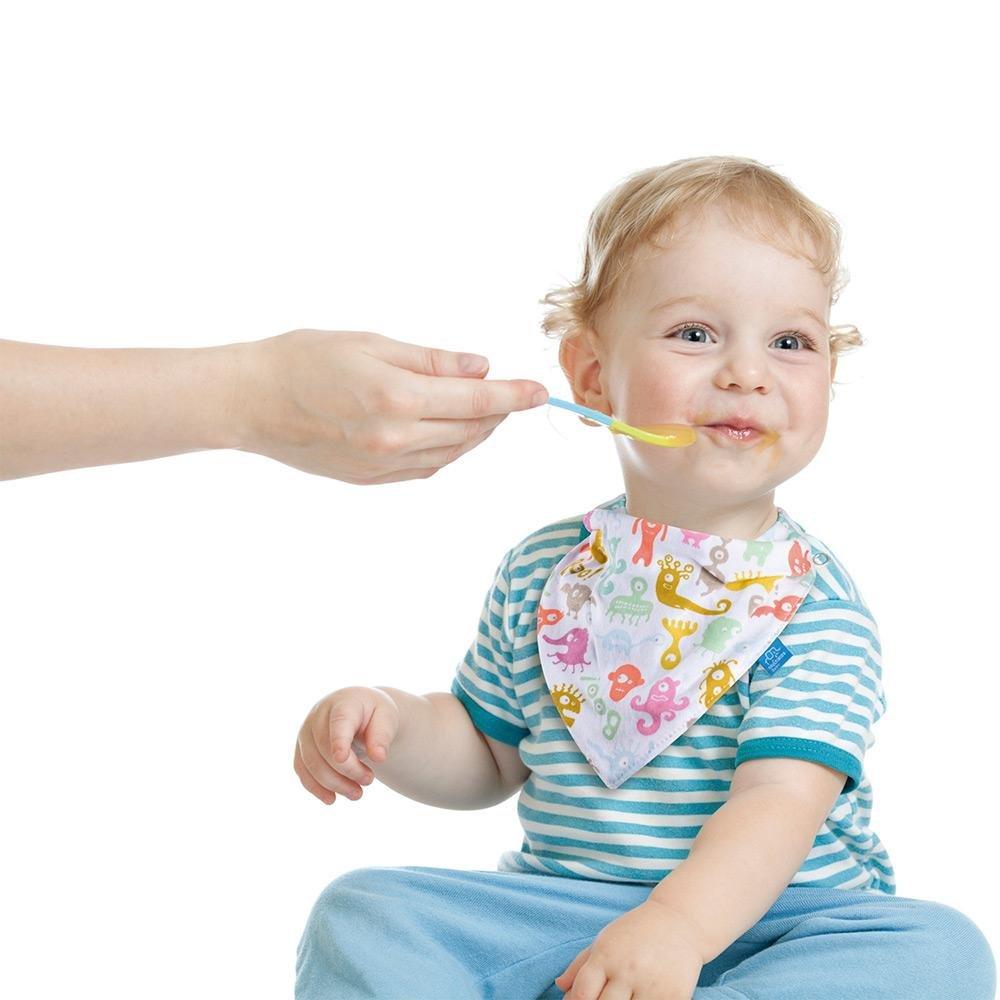 babador bandana para bebe