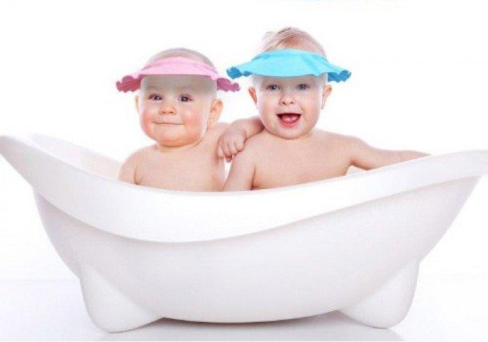 Chapeu de Banho para Bebe