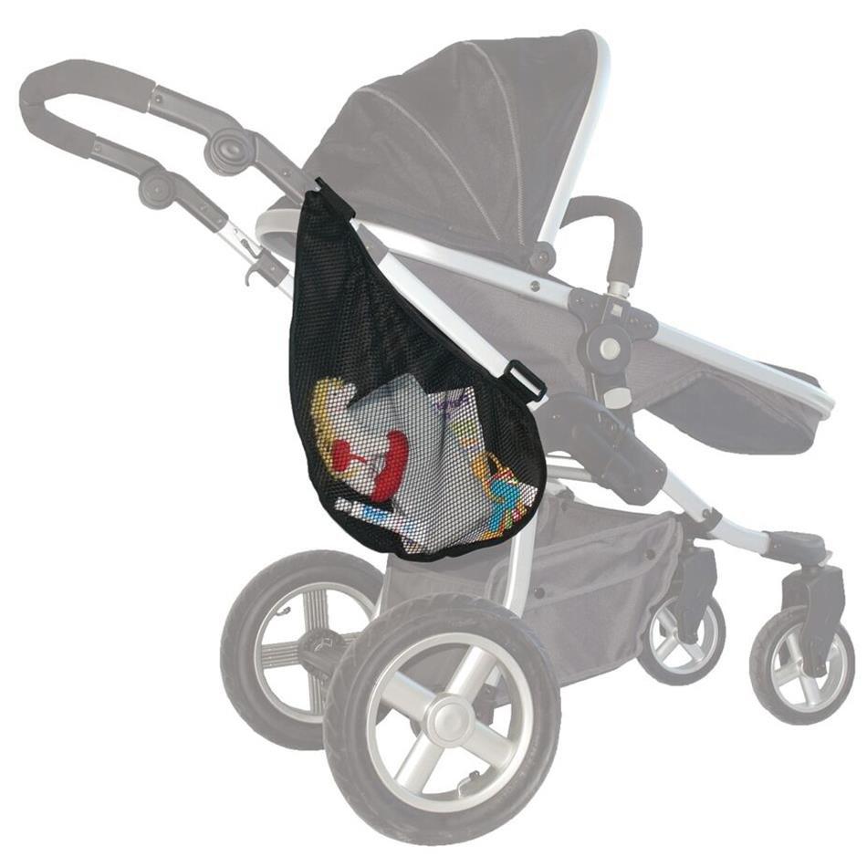 Sacola Porta Trecos para Carrinho de Bebê Lateral