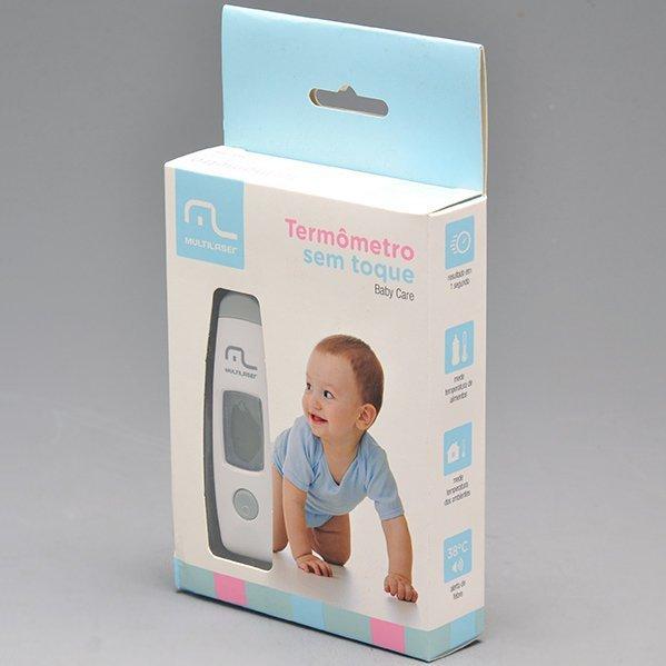 Termômetro Infantil sem Contato