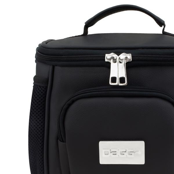 Bolsa Térmica Dagg Premium Couro