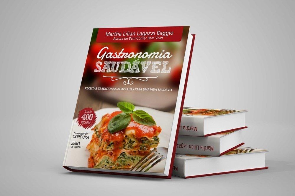 Livro Gastronomia Saudável