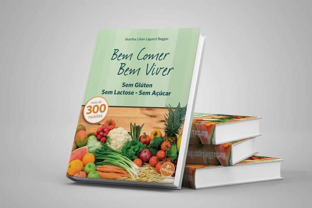 Livro Bem Comer Bem Viver