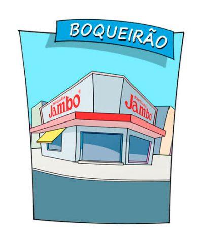 Papelaria Jambo - Santos Boqueirão