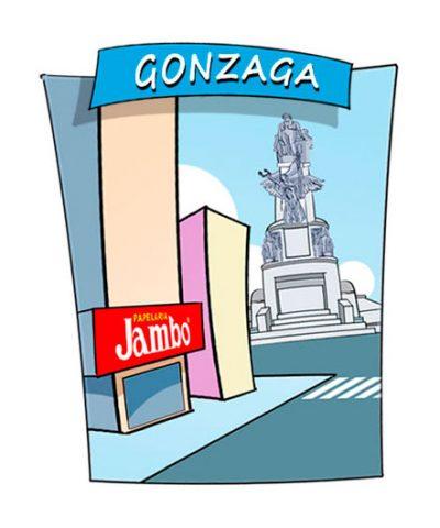 Papelaria Jambo - Santos Gonzaga
