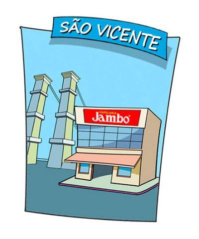 Papelaria Jambo - São Vicente Centro