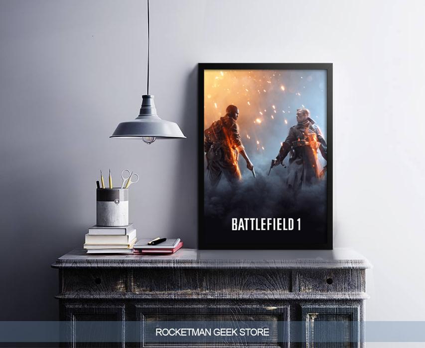 Poster BF1 Rocketman 2