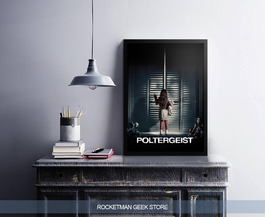 Poster Poltergeist Loja Rocketman