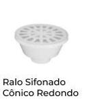 RALO SIFONADO CÔNICO RODONDO (KRONA)