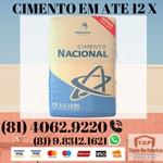 ARMAZÉM DE CONSTRUÇÃO CIMENTO NACIONAL CP 2 (81) 4062.9220 / 9.8312.1621 (WHATSAPP) Porto de Galinhas