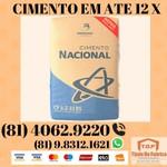 SAC CIMENTO NACIONAL CP 2 (81) 4062.9220 / 9.8312.1621 (WHATSAPP)