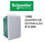 QUADRO DE DISTRIBUIÇÃO PARA 5 DIN (SCHNEIDER ELECTRIC)