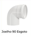 JOELHO 90 ESGOTO (KRONA)